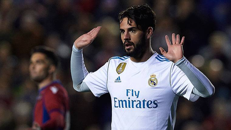 Hasta ocho equipos quieren 'robarle' a Isco al Real Madrid