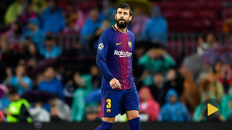 El Valencia recibió al Barça con gritos e insultos a Gerard Piqué