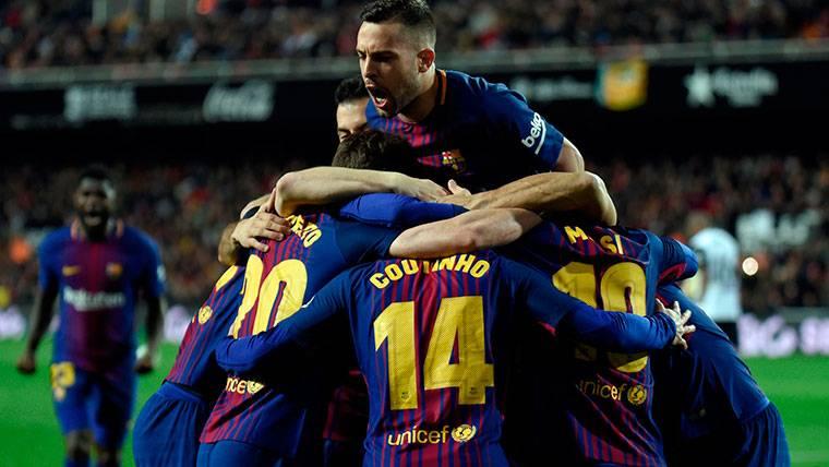 Gran paso del Barça hacia el 'triplete'... Y el 'doblete', cerca