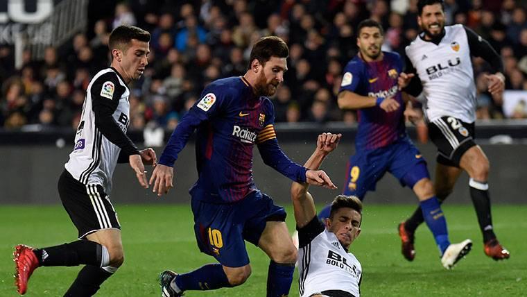 En Valencia consideran injusto que el Barça sea el finalista