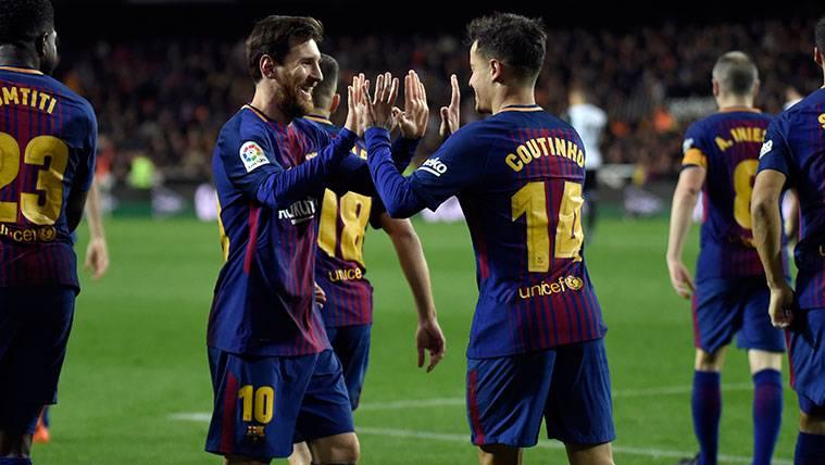 El secreto de la adaptación de Philippe Coutinho al Barça