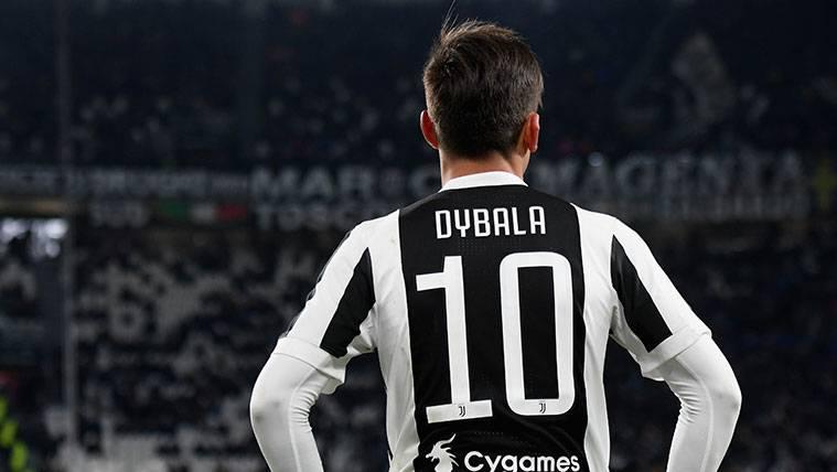 Dybala cambia de estrategia en su futuro con la Juventus