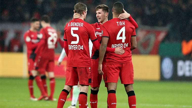 El Barça podría 'pescar' en el Bayer Leverkusen en verano