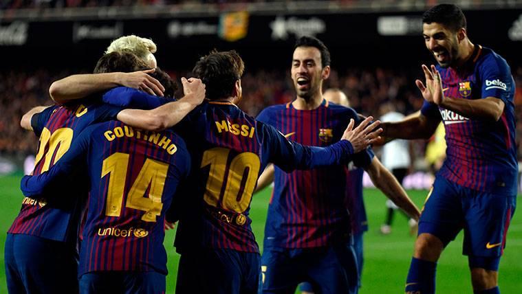 """""""El Metropolitano y Mestalla son opciones para la final de Copa"""""""