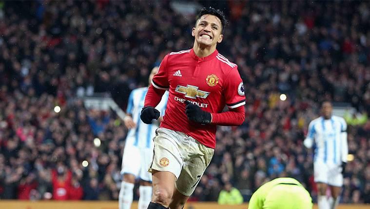 El 'recado' de Alexis para el Arsenal tras fichar por el United