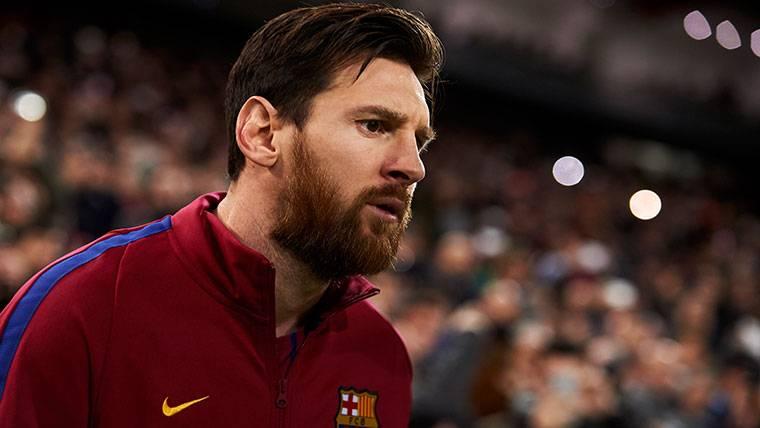 """""""Nos decían que no pegásemos a Messi, porque se podía despertar"""""""