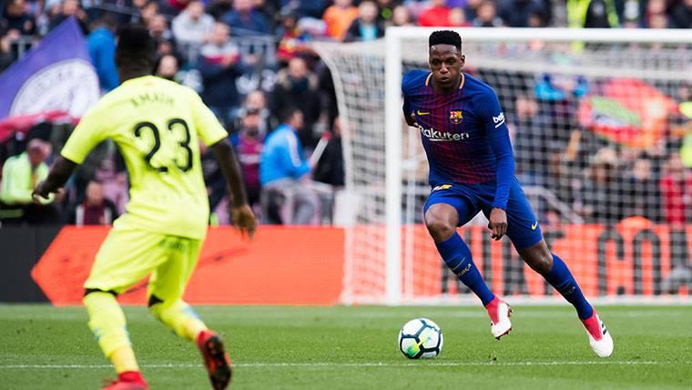Indicaciones constantes para 'integrar' a Mina en el Barça