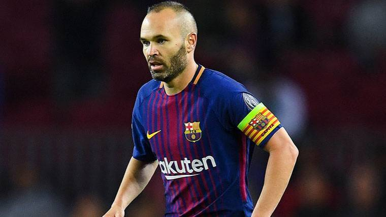 La prueba de que Iniesta sigue siendo insustituible en el Barça