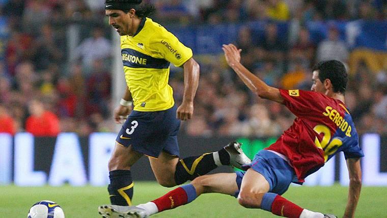 Boca Juniors, rival del Barcelona en el Trofeo Joan Gamper 2018