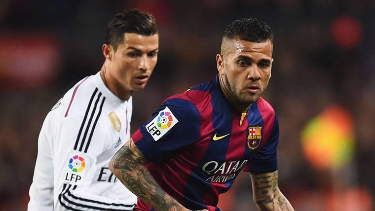 MORBO: Saltarán chispas entre Alves y Cristiano en Champions