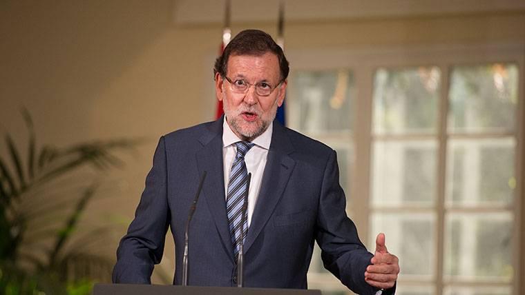 Mariano Rajoy, en una imagen de archivo