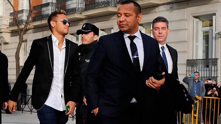 ¡La FIFA apoyaría al FC Barcelona en la denuncia de Neymar!