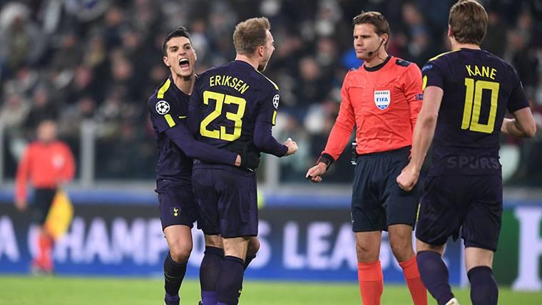 Eriksen podría estar jugando ahora mismo en el FC Barcelona
