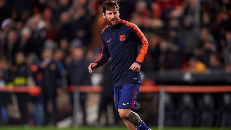 Messi y el Barça, la mejor apuesta para ganar la Champions