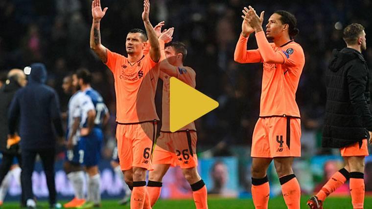 El Liverpool también golea en Champions (0-5) sin Coutinho