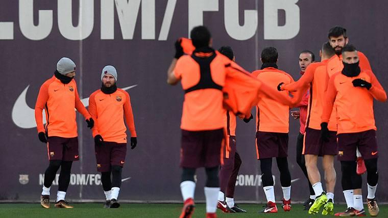 Las claves de la alineación del FC Barcelona contra el Eibar