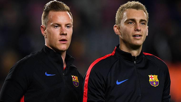 De Ter Stegen a Cillessen: La portería del Barça costó 25 'kilos'