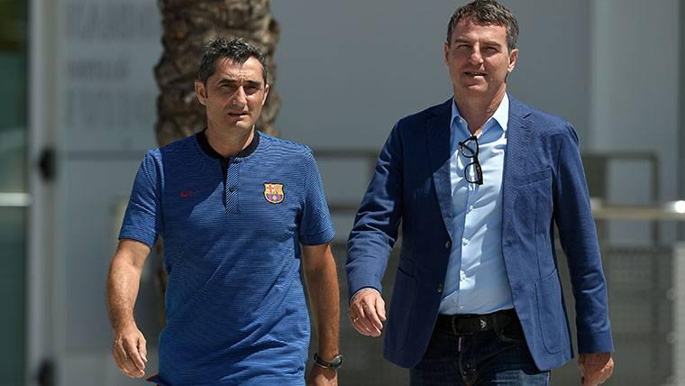 El gran 'tapado' del FC Barcelona en la agenda de fichajes