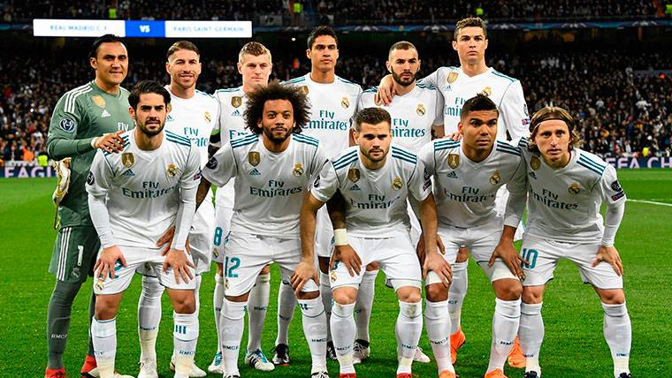 ¡Importante baja del Real Madrid tras la gesta contra el PSG!
