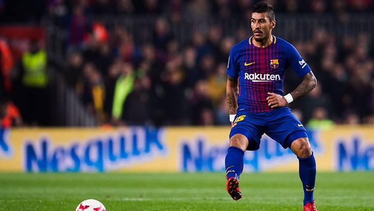 Paulinho vuelve para coger ritmo y podría apuntar al Chelsea