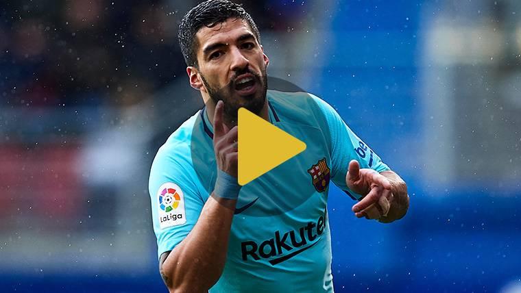 Vídeo resumen: Eibar 0 FC Barcelona 2 (LaLiga J24)