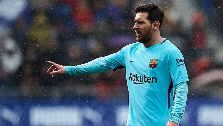 Messi iguala el récord histórico de asistencias en LaLiga