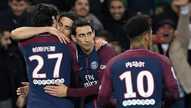 Neymar y el PSG ahogan las penas a costa del Estrasburgo