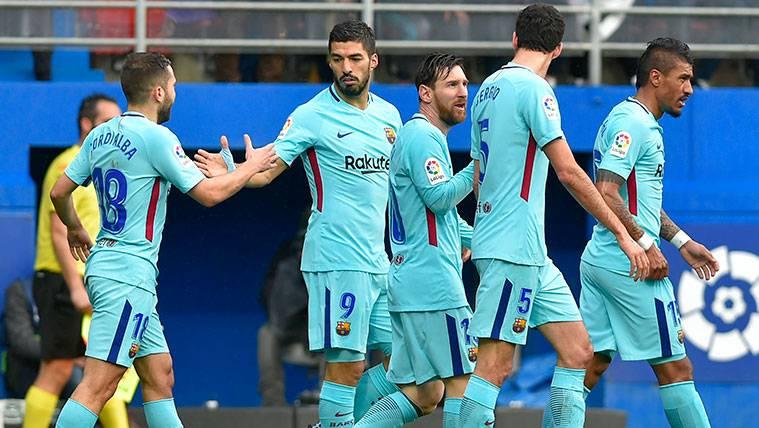 El Trofeo Pichichi empieza a ser cosa del FC Barcelona