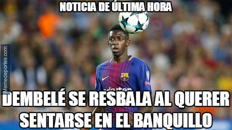 Estos son los mejores 'memes' del Eibar-FC Barcelona