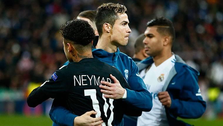 """""""¿Cristiano mejor que Neymar? Gol de penalti y de rodilla..."""""""