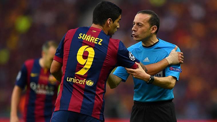 El árbitro de la Champions ya pitó un Barça-Chelsea en 2012