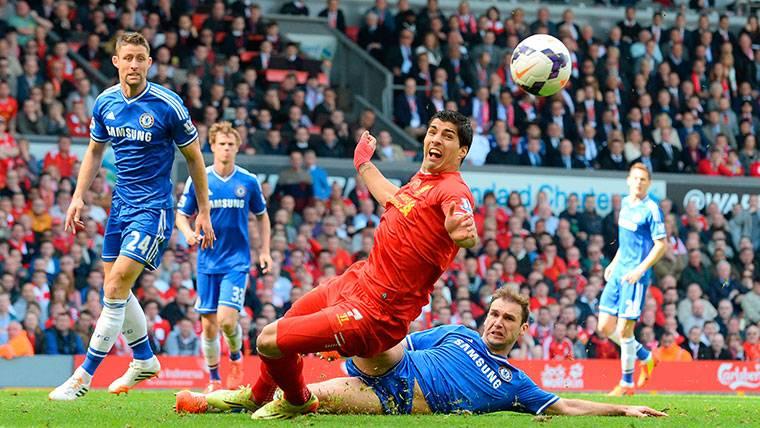 Dramas del pasado: Luis Suárez también le tiene ganas al Chelsea