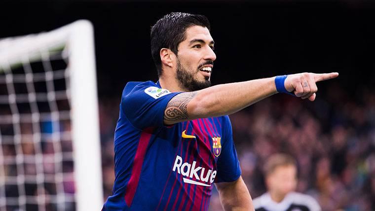El dato más motivador para el 'pistolero' Suárez en Champions