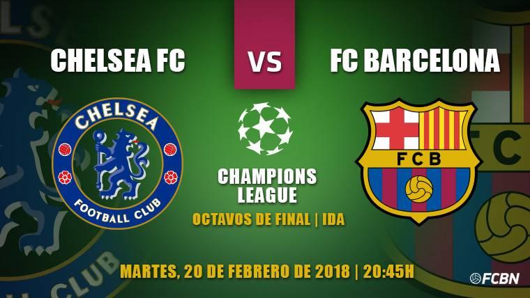 Chelsea-Barça: Partidazo y prueba de fuego en Champions