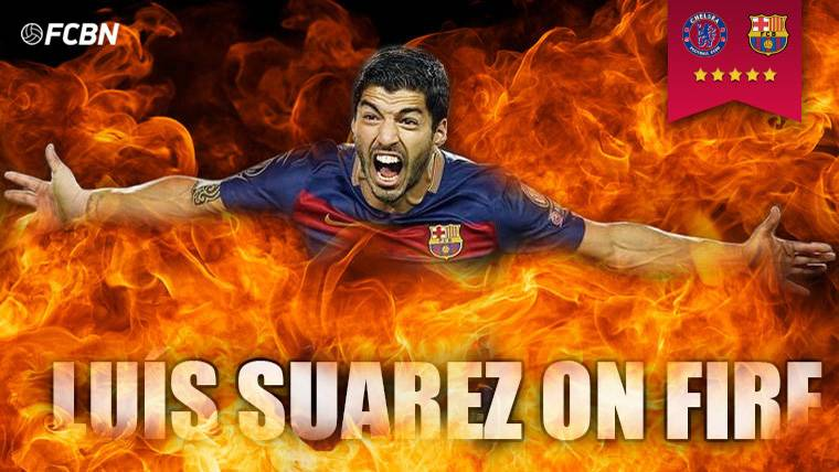 Luis Suárez quiere demostrar que es el mejor 'nueve' del mundo
