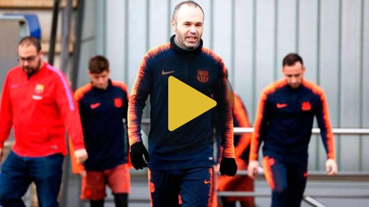 Lista de convocados de Valverde para el Chelsea-FC Barcelona