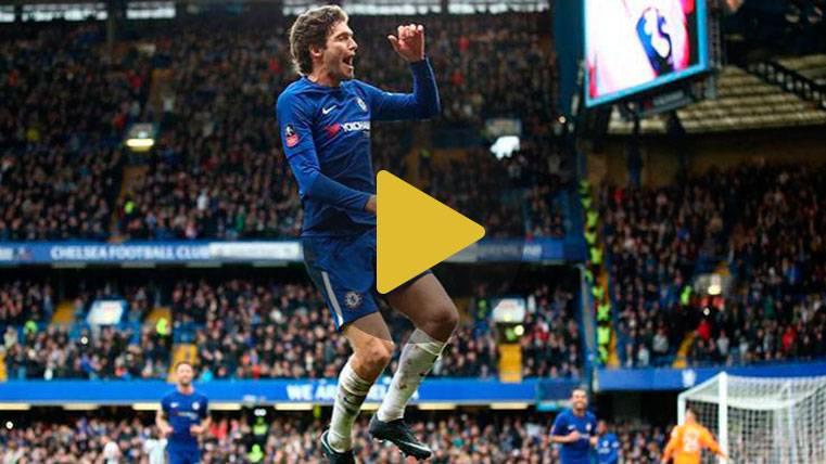 El Chelsea recupera a dos jugadores para medirse al Barça