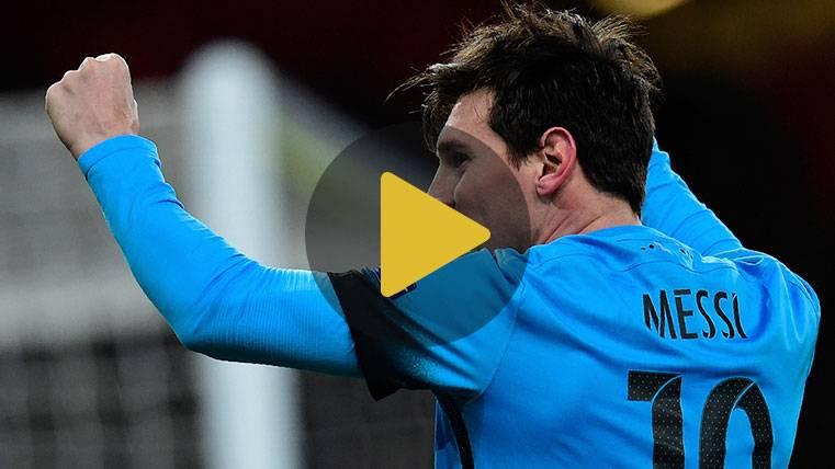 Leo Messi convierte al Barça en favorito contra cualquier equipo