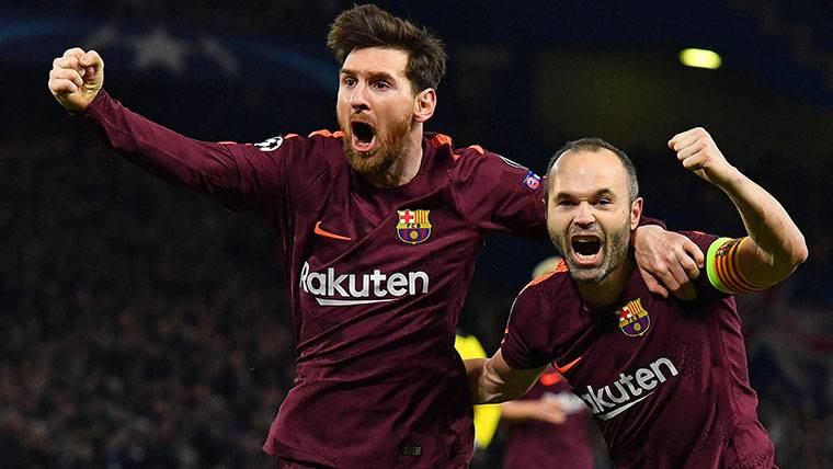 Messi reduces to 11 the teams to which has not been able to mark