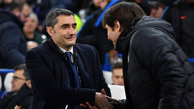Con Valverde, el Barça es experto en lograr buenos resultados