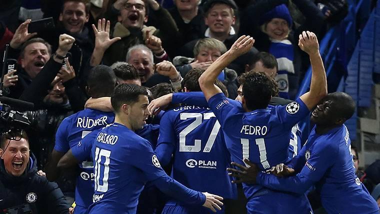 Partidos 'bomba' del Chelsea antes de la vuelta ante el Barça
