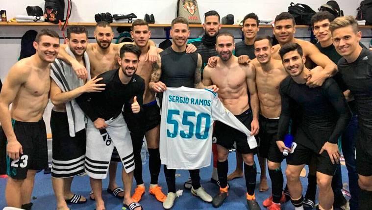 Dani Ceballos y Gareth Bale pagan su enfado con Ramos