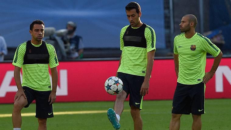 Eric Abidal apuesta por los entrenadores del Barça del futuro