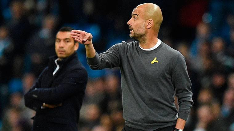 Polémica por la sanción que ha recibido Guardiola en Inglaterra