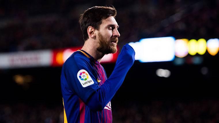 Messi sacó la varita, paró el tiempo y marcó un golazo