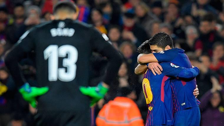 Messi, Coutinho y Suárez: El contragolpe mortal del Barça