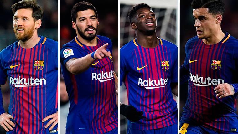 La nueva 'MSDC' del Barça asusta y ya empieza a ser decisiva
