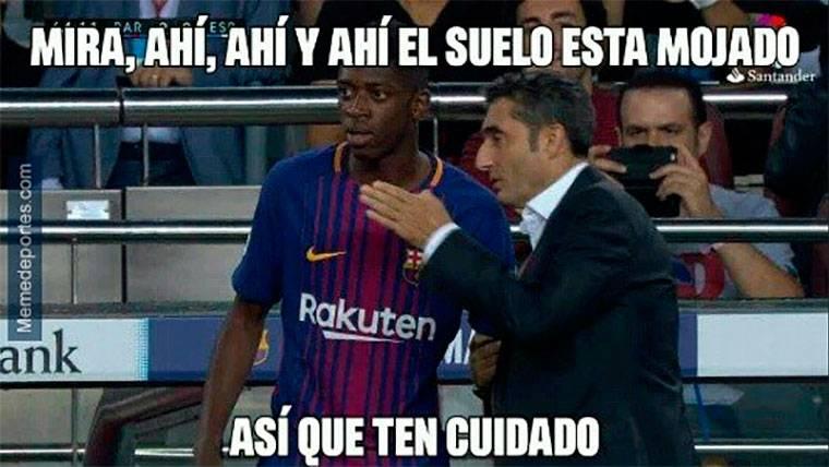 Estos son los mejores 'memes' del FC Barcelona-Girona