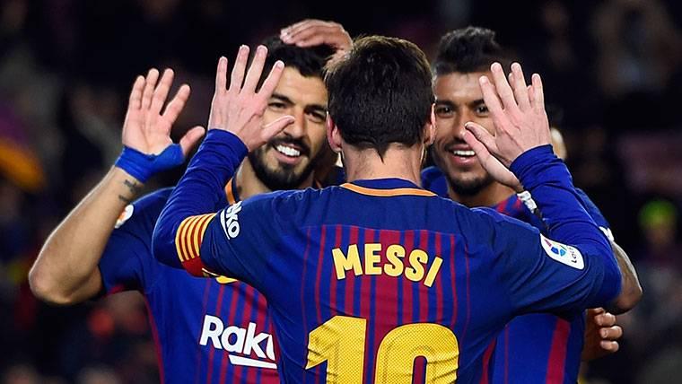 BRUTAL: ¡Messi y Suárez, héroes del Barça para remontar al Sevilla 'in extremis'!