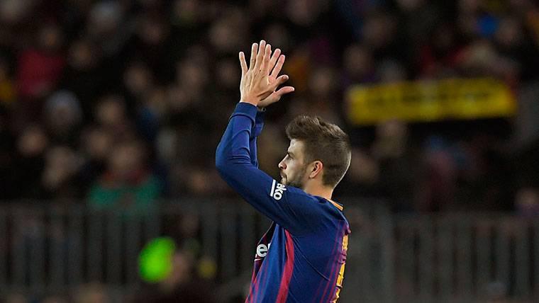 El riesgo con Gerard Piqué podría costar caro al Barcelona